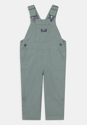 ROLL TAB OVERALL - Overall /Buksedragter - green