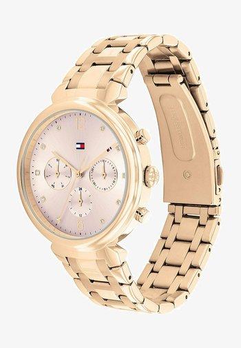 Watch - rosegold/pink