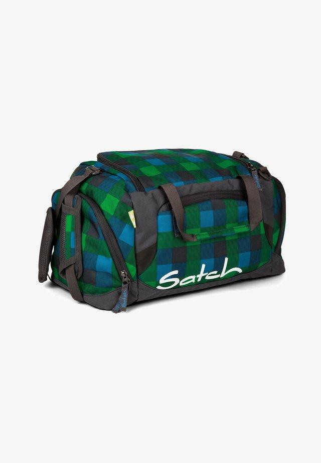 Sports bag - green/blue/black