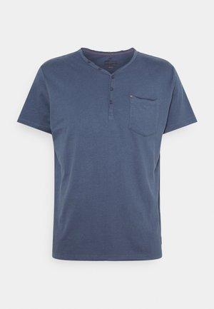 TEE - Basic T-shirt - dark denim