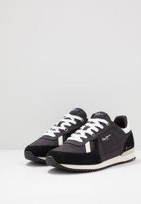 Pepe Jeans - TINKER JOGGER - Zapatillas - black - 2