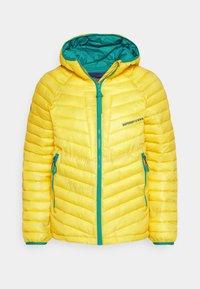 Superdry - ALPINE PADDED MID LAYER - Skijakker - blazing yellow - 5