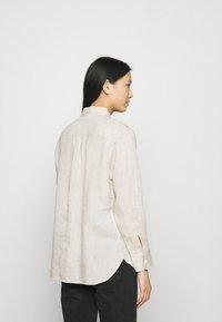 ARKET - Button-down blouse - nature - 2