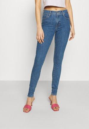 720 HIRISE SUPER SKINNY - Jeans Skinny Fit - galaxy stoned