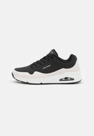 UNO - Sneakersy niskie - black/white