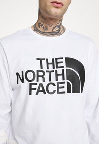 The North Face - STANDARD TEE - Long sleeved top - white - 4