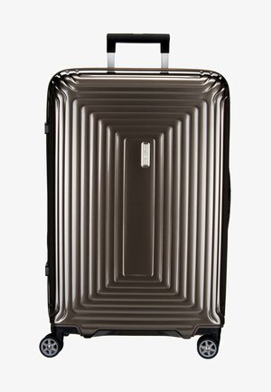 NEOPULSE  - Wheeled suitcase - metallic sand