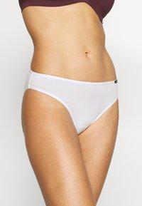 Skiny - DAMEN RIO ESSENTIALS WOMEN 3 PACK - Kalhotky - aubergine selection - 4
