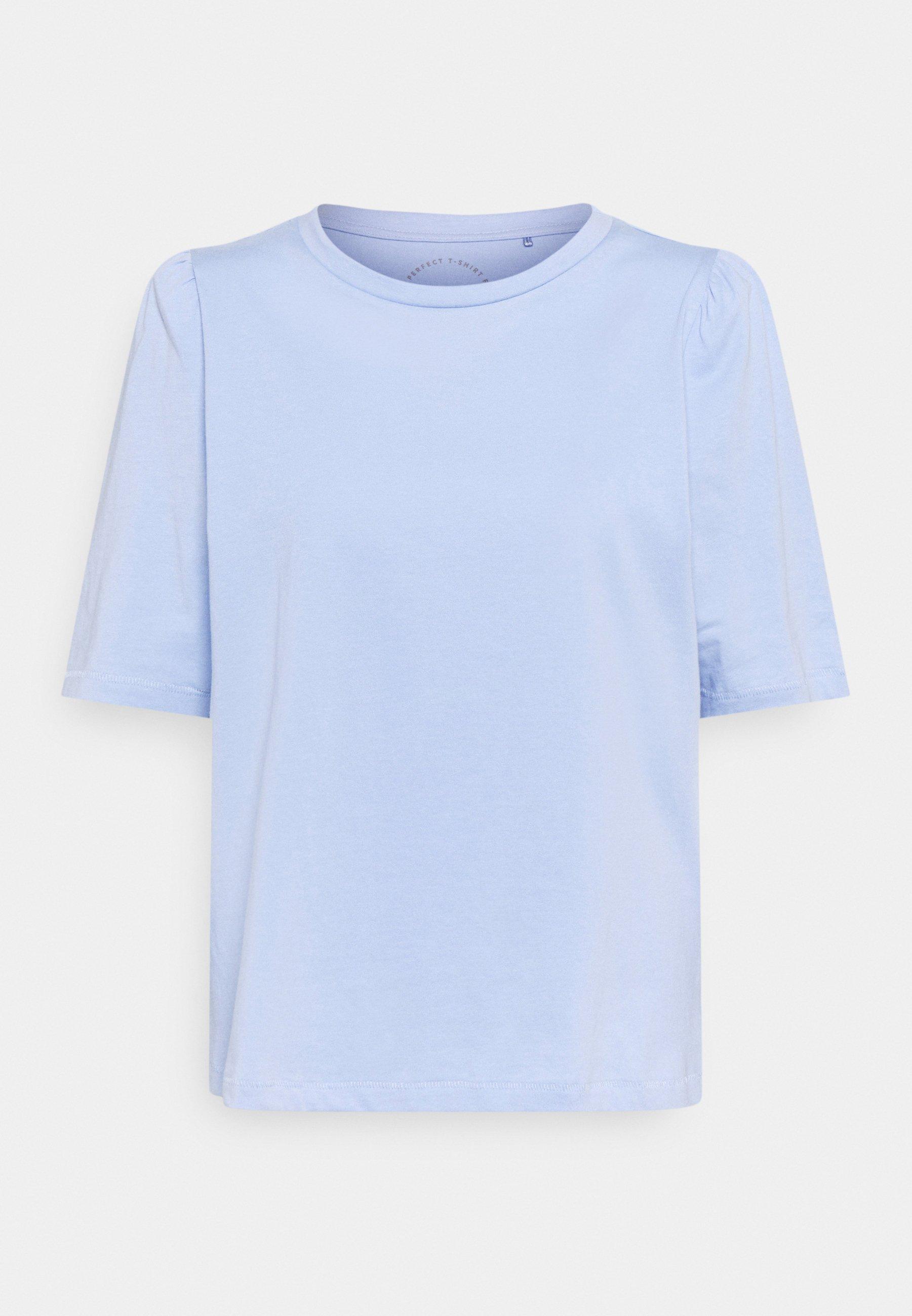 Women ONLNORA PASTEL LIFE TEE - Basic T-shirt