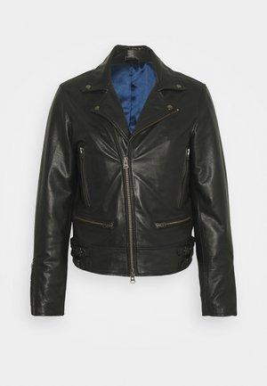 CHYLO - Leather jacket - black