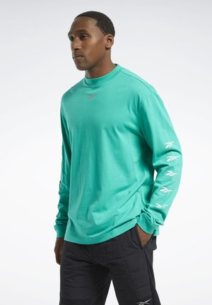 MYT LONG-SLEEVE TOP - T-shirt à manches longues - green
