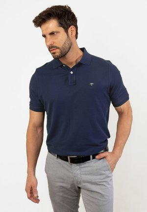 SUPIMA  - Polo shirt - midnight