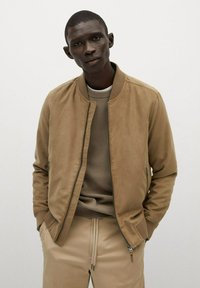 Mango - Light jacket - beige - 0