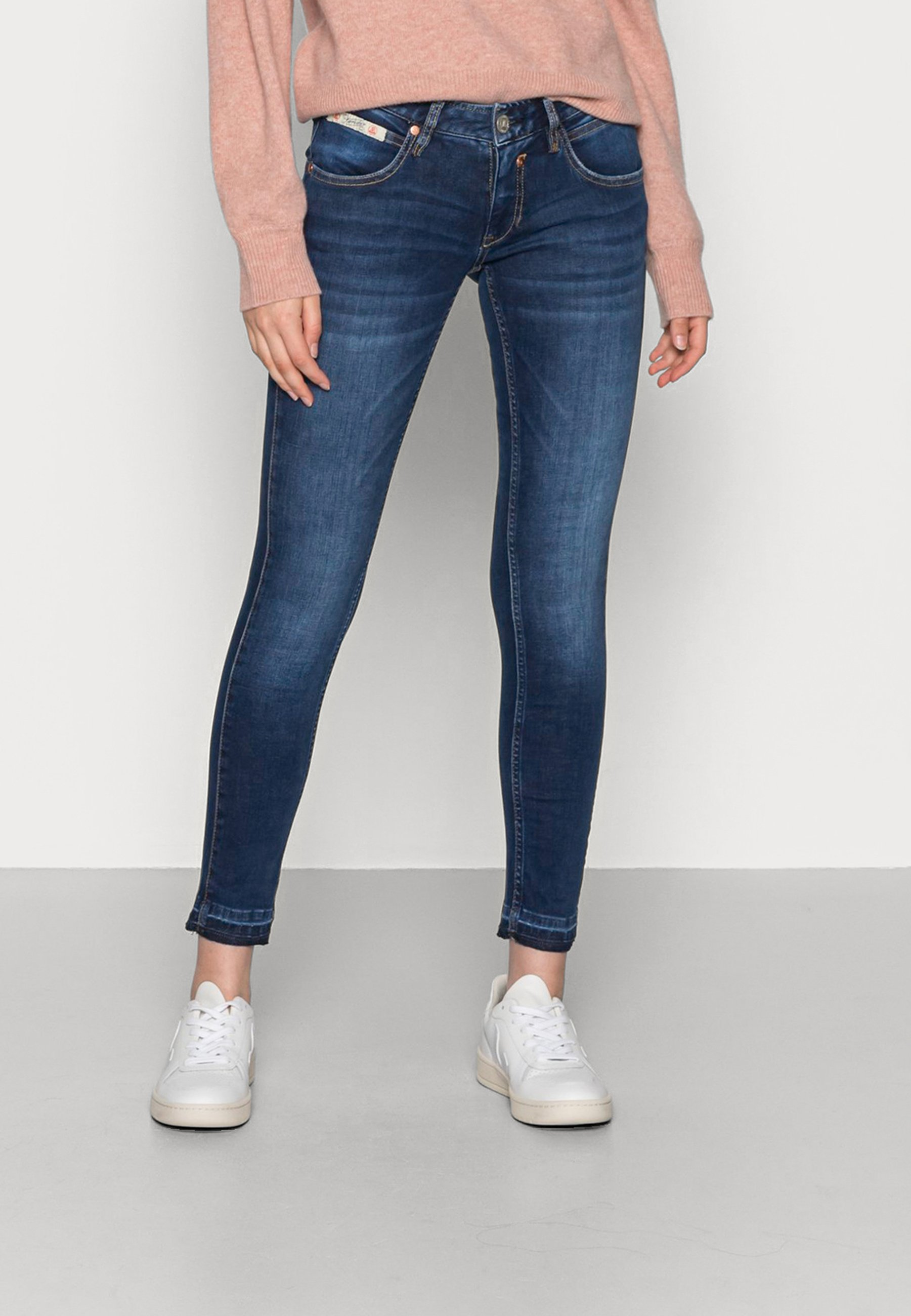 Women TOUCH CROPPED REUSED  - Jeans Skinny Fit