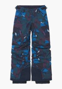 Patagonia - BOYS EVERYDAY READY - Snow pants - blue - 0