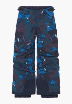 BOYS EVERYDAY READY - Snow pants - blue