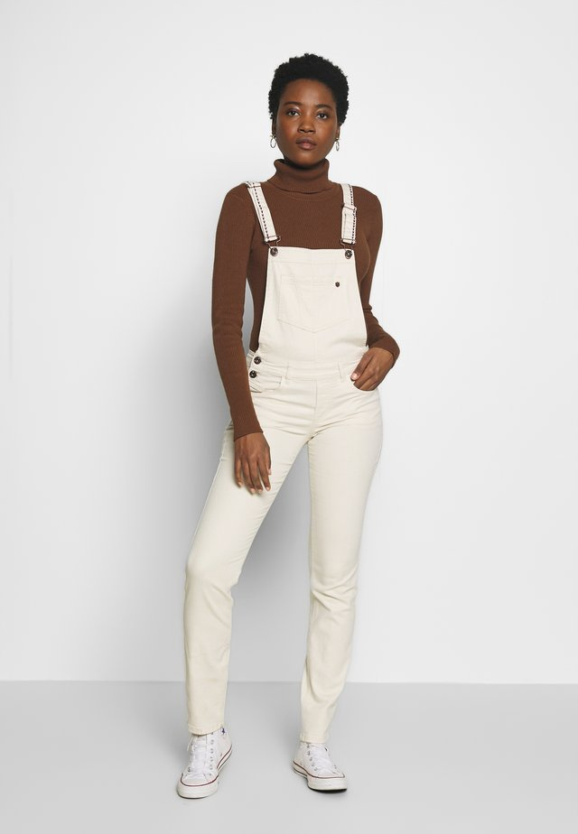 KARINE LONG ENIGMA - Dungarees - birch