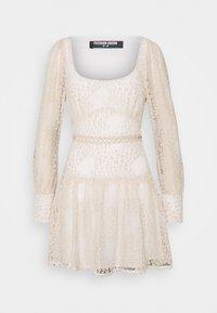 Fashion Union - QUINCE - Day dress - cream - 4