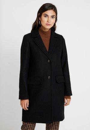 BLAZER COAT - Classic coat - black