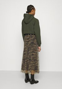 Calvin Klein Jeans - Maxi skirt - irish cream/black - 2