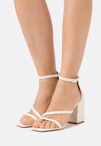 RAID - BETHANY - Sandals - offwhite - 0