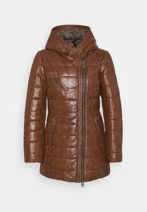 STEFFY - Winter coat - cognac
