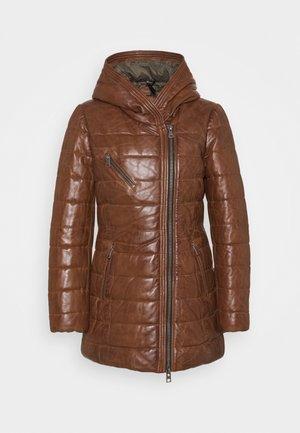 STEFFY - Winter coat - cognac