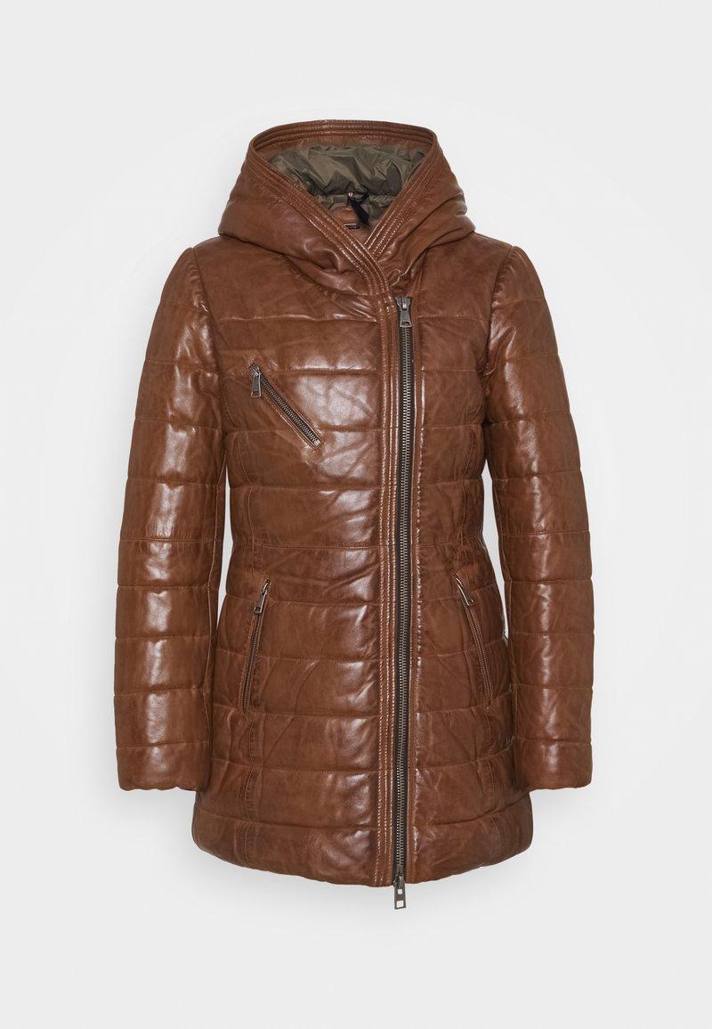 Oakwood - STEFFY - Winter coat - cognac