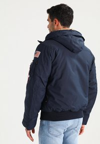 Alpha Industries - Winter jacket - rep blue