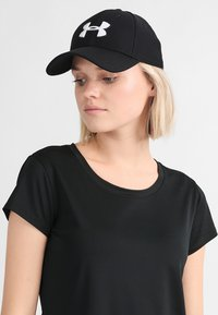Under Armour - BLITZING - Caps - black - 5