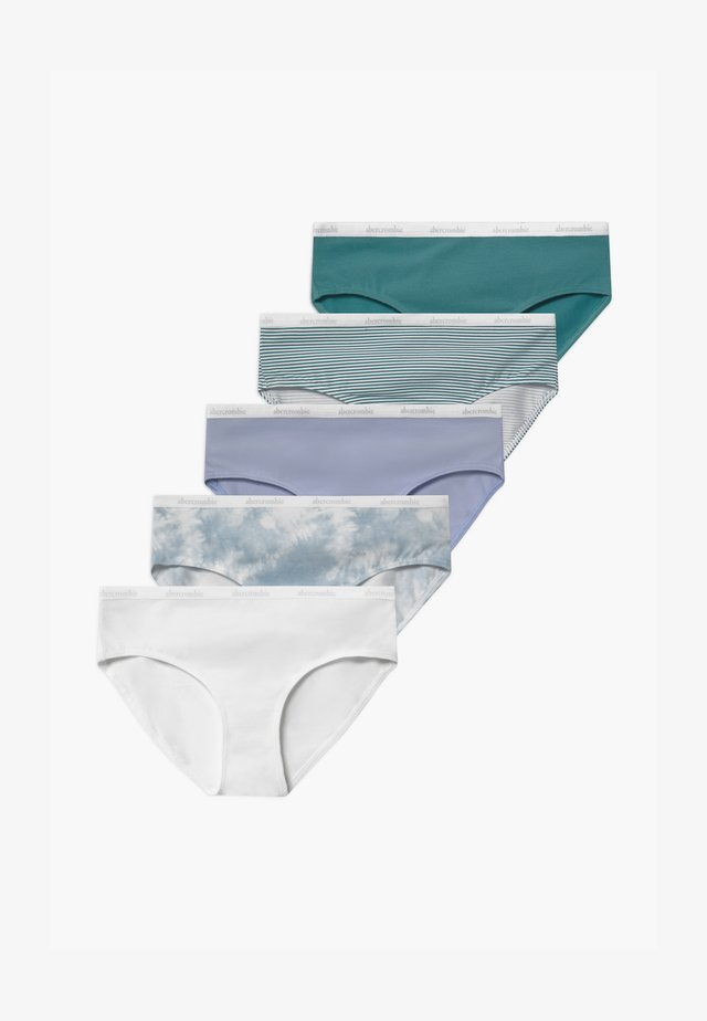 UNDIES NOVELTY 5 PACK - Briefs - multi-coloured