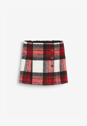 KILT  - Wrap skirt - red