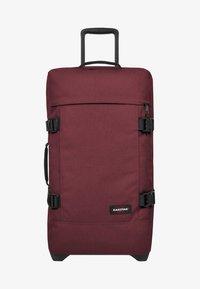 Eastpak - CORE COLORS - Wheeled suitcase - red/bordeaux/mottled bordeaux - 1