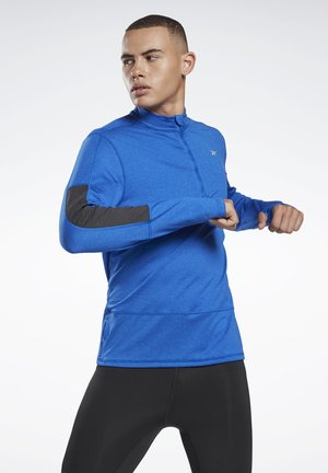 2020-01-01 RUNNING  - Sweatshirt - blue