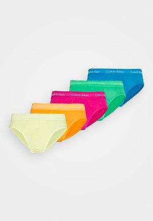 THE PRIDE EDIT BRIEF 5 PACK  - Briefs - pride colours