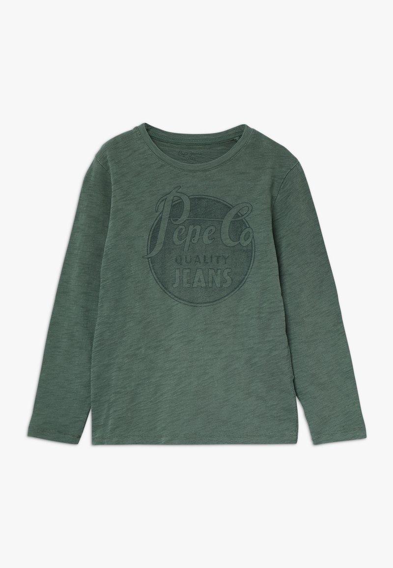 Pepe Jeans - RAFAEL - Long sleeved top - ivy