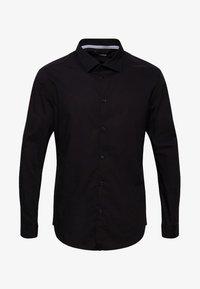 Esprit Collection - SLIM FIT - Formal shirt - black - 5