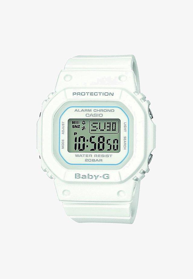 BABY-G  - Digital watch - white