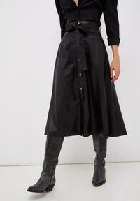 Liu Jo Jeans - A-line skirt - black - 0