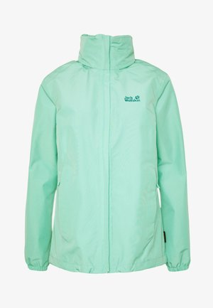 STORMY POINT JACKET  - Outdoor jacket - pacific green