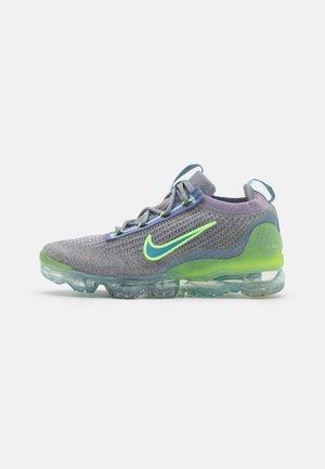 AIR VAPORMAX 2021 FK UNISEX - Sneakers basse - particle grey/barely grey/aluminum/light liquid lime