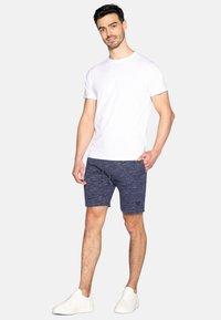 Threadbare - Shorts - denim dye - 1