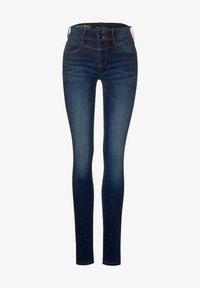 Street One - Jeans Skinny Fit - blau - 3