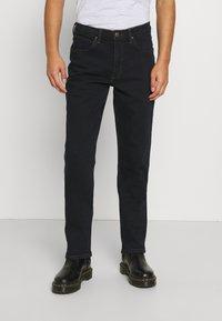 Lee - BROOKLYN  - Straight leg jeans - blue black - 0