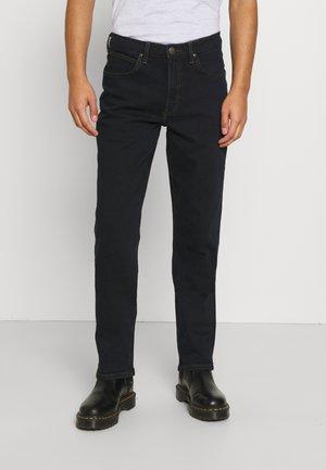 BROOKLYN  - Straight leg jeans - blue black