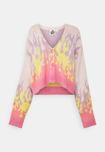 OUTLAW - Cardigan - pink