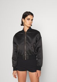 Versace Jeans Couture - OUTERWEAR - Bomber Jacket - black/gold - 3