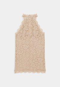 Rosemunde - Topper - misty sand - 1