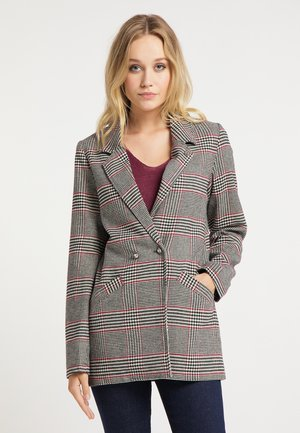 Short coat - glencheck