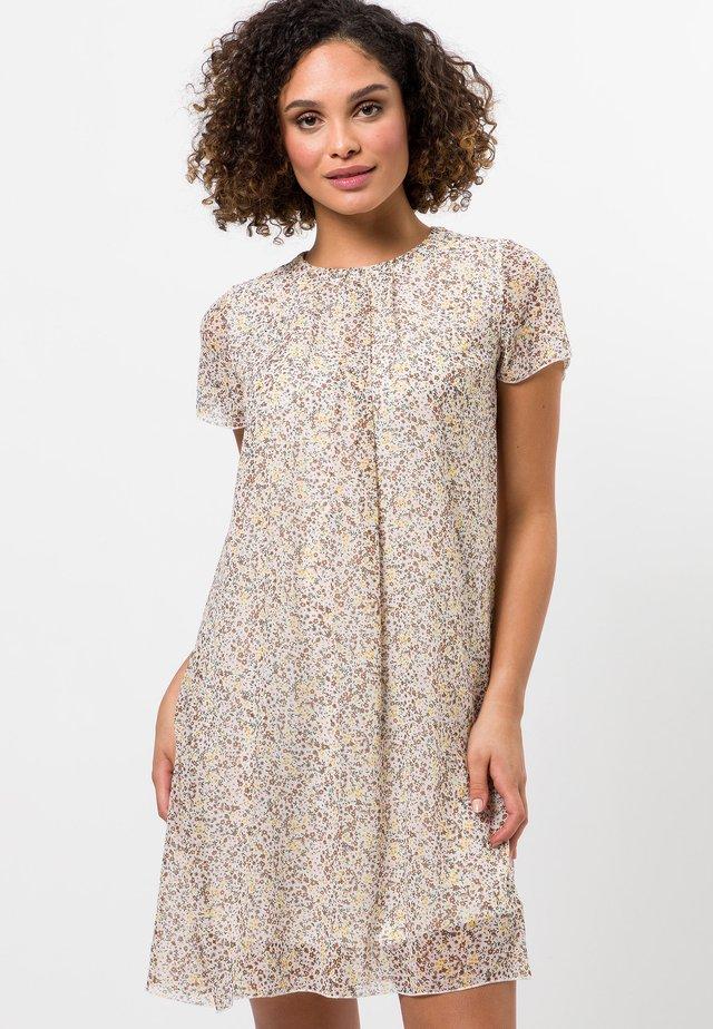 Day dress - raw cotton